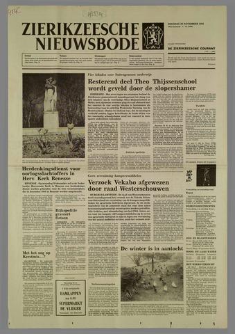 Zierikzeesche Nieuwsbode 1984-11-20