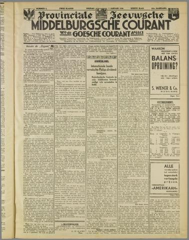 Middelburgsche Courant 1938-01-07