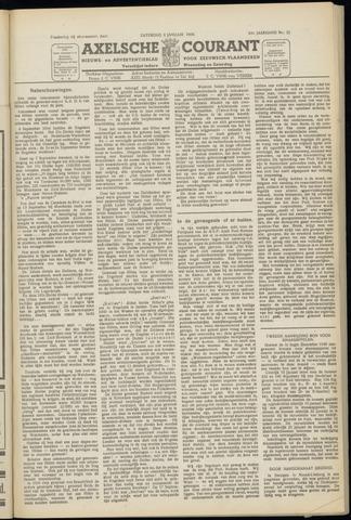 Axelsche Courant 1949-01-08