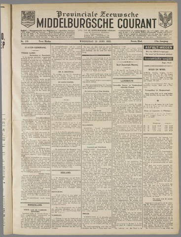 Middelburgsche Courant 1932-06-15