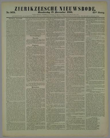 Zierikzeesche Nieuwsbode 1888-12-13