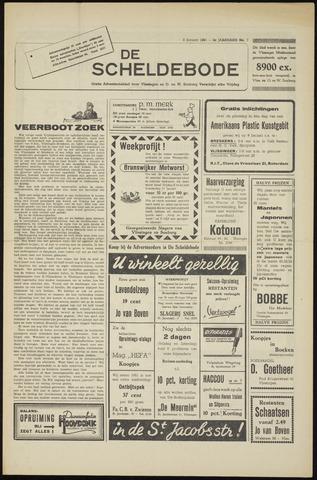 Scheldebode 1951