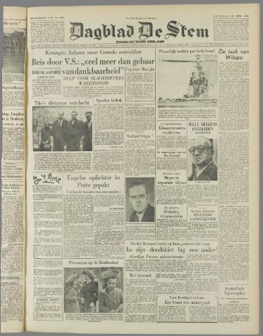de Stem 1952-04-22