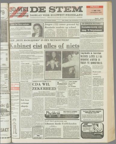 de Stem 1979-05-11
