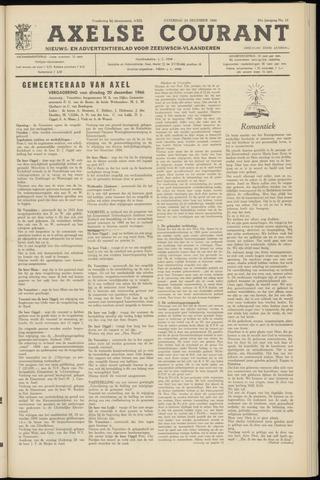 Axelsche Courant 1966-12-24