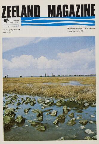 Zeeland Magazine / Veerse Meer Gids 1978-05-01