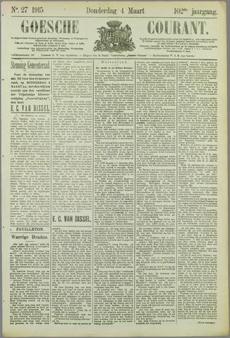 Goessche Courant 1915-03-04