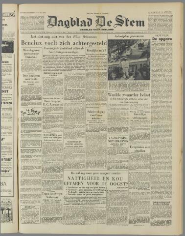 de Stem 1951-04-14