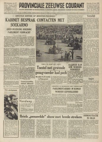 Provinciale Zeeuwse Courant 1961-06-24