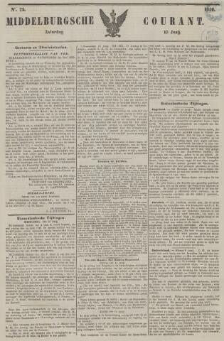 Middelburgsche Courant 1850-06-15