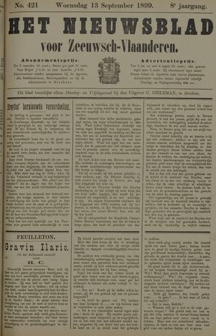 Nieuwsblad voor Zeeuwsch-Vlaanderen 1899-09-13