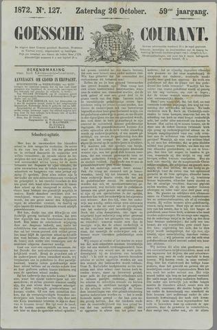 Goessche Courant 1872-10-26