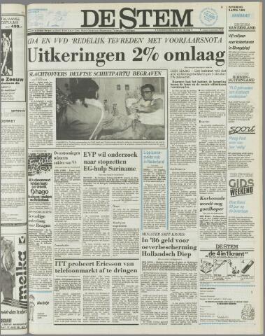 de Stem 1983-04-09