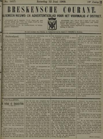 Breskensche Courant 1909-06-12