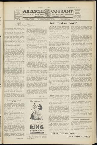 Axelsche Courant 1951-05-12