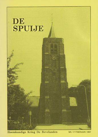 De Spuije 1987-02-01