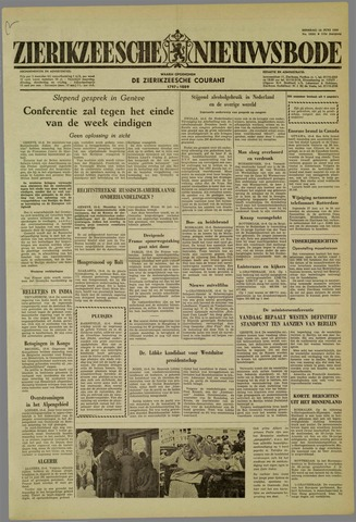 Zierikzeesche Nieuwsbode 1959-06-16