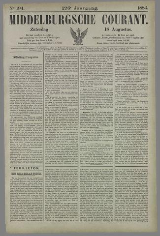 Middelburgsche Courant 1883-08-18