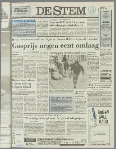 de Stem 1986-04-04