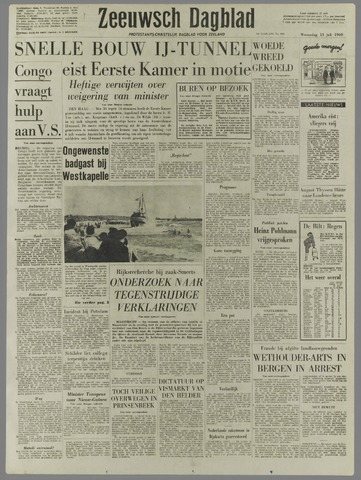 Zeeuwsch Dagblad 1960-07-13