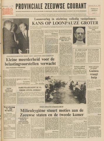 Provinciale Zeeuwse Courant 1970-11-26