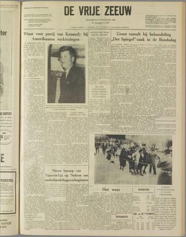 de Vrije Zeeuw 1962-11-08