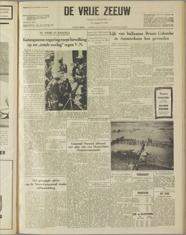 de Vrije Zeeuw 1961-12-08