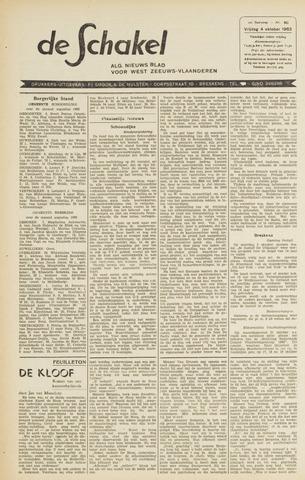 De Schakel 1963-10-04