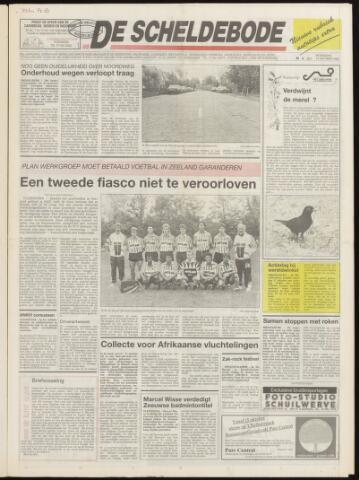 Scheldebode 1992-10-14