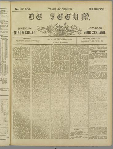 De Zeeuw. Christelijk-historisch nieuwsblad voor Zeeland 1901-08-30
