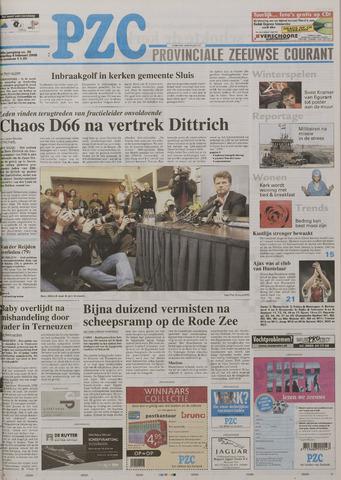 Provinciale Zeeuwse Courant 2006-02-04