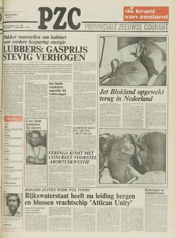 Provinciale Zeeuwse Courant 1977-09-01