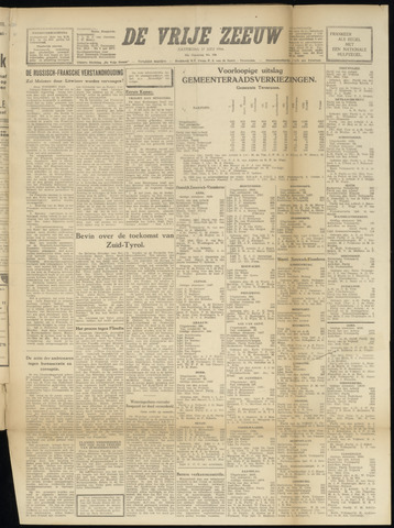 de Vrije Zeeuw 1946-07-27