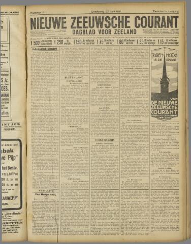 Nieuwe Zeeuwsche Courant 1921-06-23