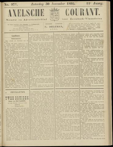 Axelsche Courant 1895-11-30