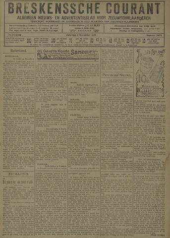 Breskensche Courant 1929-11-02