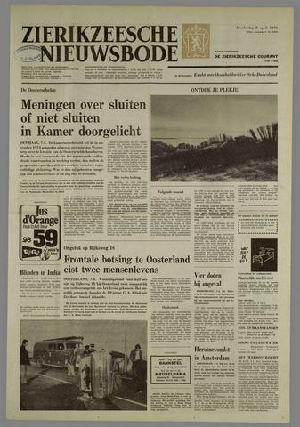 Zierikzeesche Nieuwsbode 1976-04-08