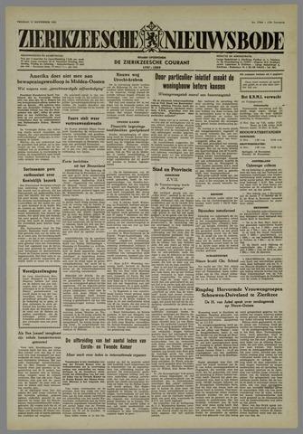 Zierikzeesche Nieuwsbode 1955-11-11