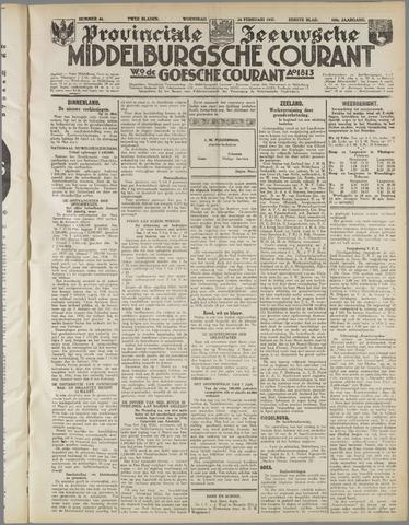Middelburgsche Courant 1937-02-24