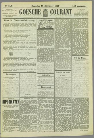 Goessche Courant 1929-11-18