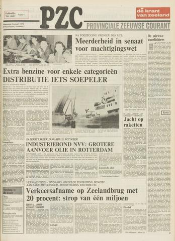Provinciale Zeeuwse Courant 1974-01-09