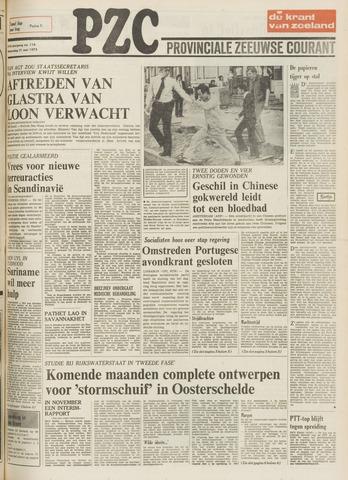 Provinciale Zeeuwse Courant 1975-05-21
