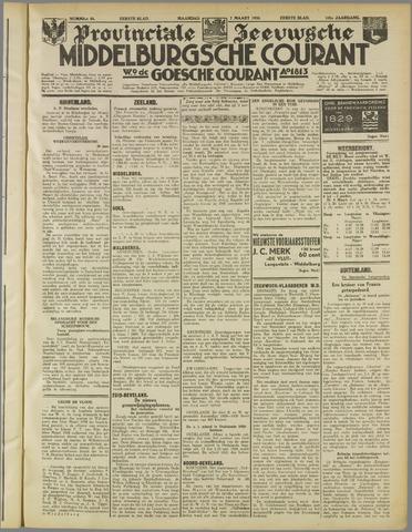 Middelburgsche Courant 1938-03-07