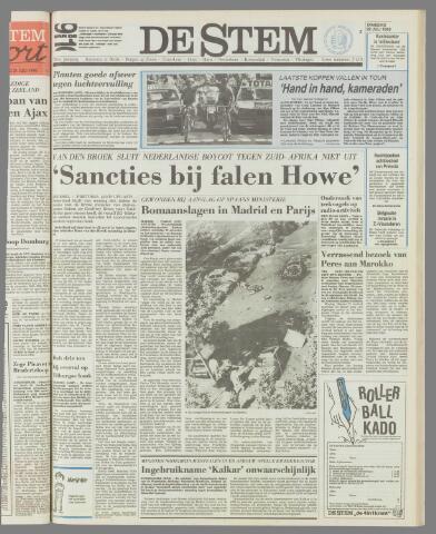de Stem 1986-07-22