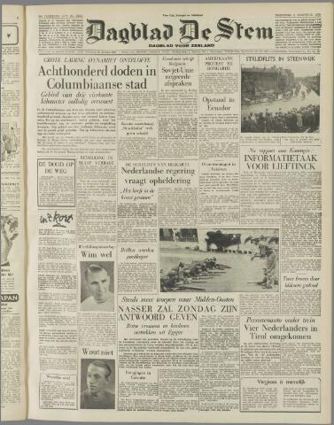 de Stem 1956-08-08