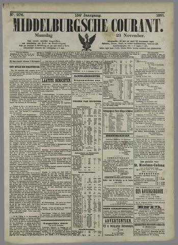 Middelburgsche Courant 1891-11-23