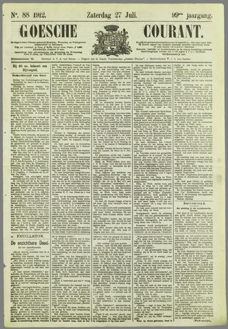 Goessche Courant 1912-07-27