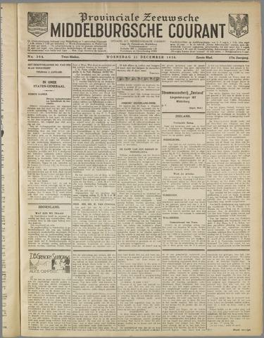 Middelburgsche Courant 1930-12-31