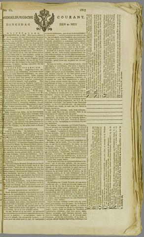 Middelburgsche Courant 1805-05-21