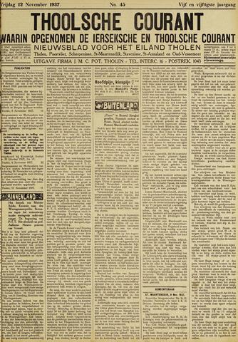 Ierseksche en Thoolsche Courant 1937-11-12